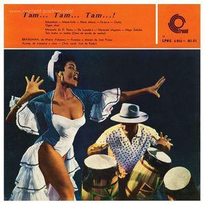 José Prates - Tam... Tam... Tam...! (Reissue)