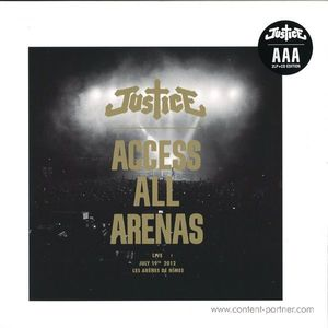 Justice - Access All Arenas (2017edition, 2x12