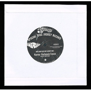 KAYROY - HARLEQUIN FIASCO (INCL. IN FLAGRANTI REMIX) (Back)
