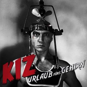 K.I.Z - Urlaub fürs Gehirn (Ltd. graue 2LP + MP3)
