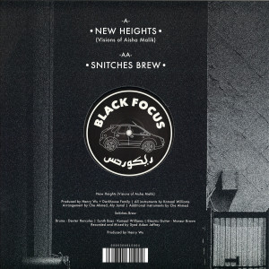 Kamaal Williams - New Heights / Snitches Brew (12
