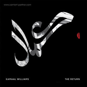 Kamaal Williams - The Return (180g LP + Mp3)