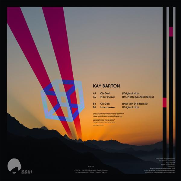 Kay Barton - MacroGod (Dr. Motte & Mijk van Dijk Remixes) (Back)