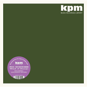 Keith Mansfield/John Cameron/David Snell - Big Business/Wind Of Change LP (The KPM Reissues)