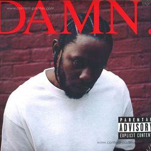 Kendrick Lamar - DAMN. (2LP)