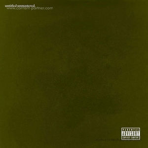 Kendrick Lamar - Untitled Unmastered (LP)