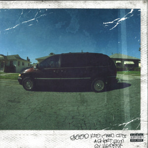 Kendrick Lamar - good kid, m.A.A.d city (2LP repress)
