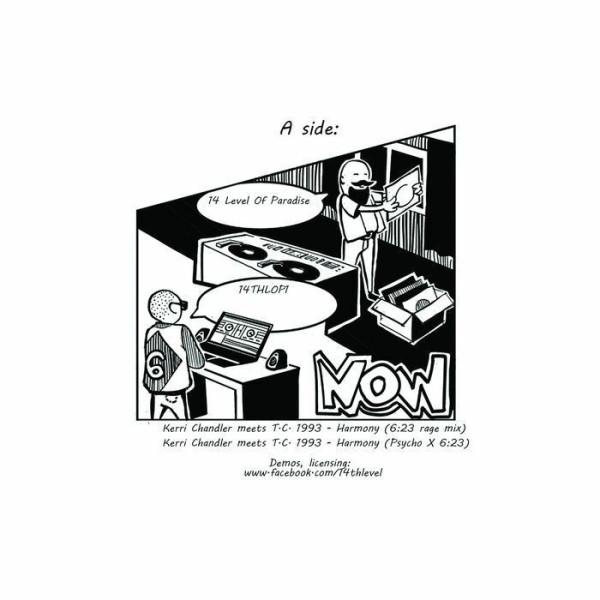 Kerri Chandler - Harmony (Remixes)