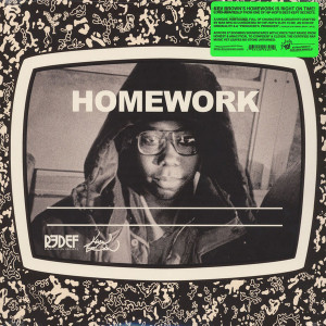 Kev Brown - Homework (Ltd. Coloured LP+7