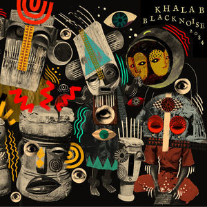 Khalab - Black Noise 2084 (LP)