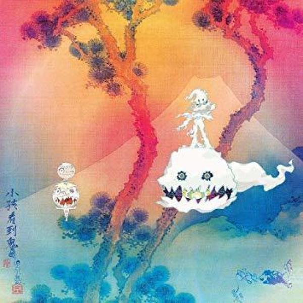 Kids See Ghosts (Kanye West & Kid Cudi) - Kids See Ghosts (Vinyl LP)