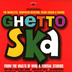 Kingston Sounds - Ghetto Ska