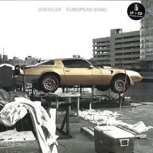 Kreidler - European Song (LP+CD)
