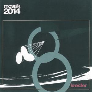 Kreidler - Mosaik 2014 (10th Anniversary Reissue White LP)