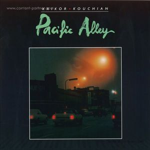 Krikor Kouchian - Pacific Alley Lp