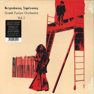 Kyriakos Sfetsas - Greek Fusion Orchestra Vol. 1