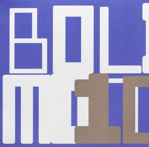 Le Cliché, Colophon - Bold Monday 10