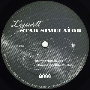 Legowelt - Star Simulator