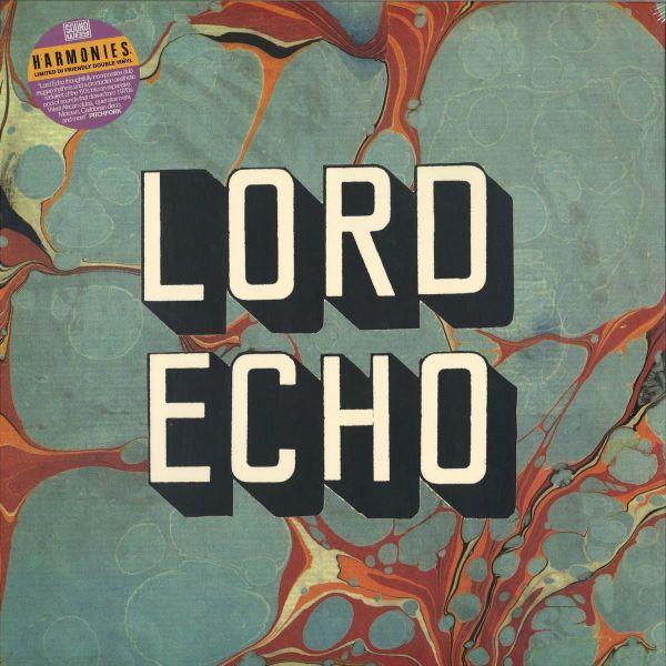 Lord Echo - Harmonies (DJ Friendly 2LP Edition)