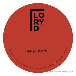 Lory D - Strange Days Vol.5