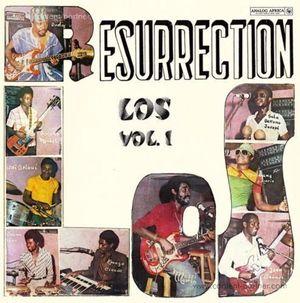 Los Camaroes - Resurrection Los (LP)