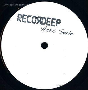 MJOG - Recordeep Hors Serie 01 (Incl. Janeret Remix)