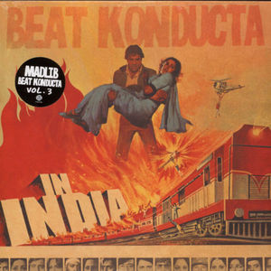 Madlib - Beat Konducta Vol.3 (In India) (LP)