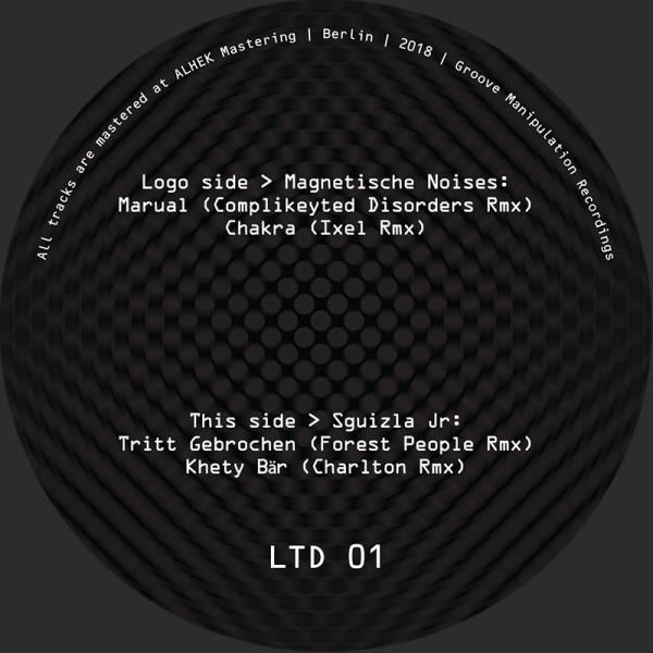 Magnetische Noises, Sguizla Jr. - Gm Rcd Ltd 01 (Back)