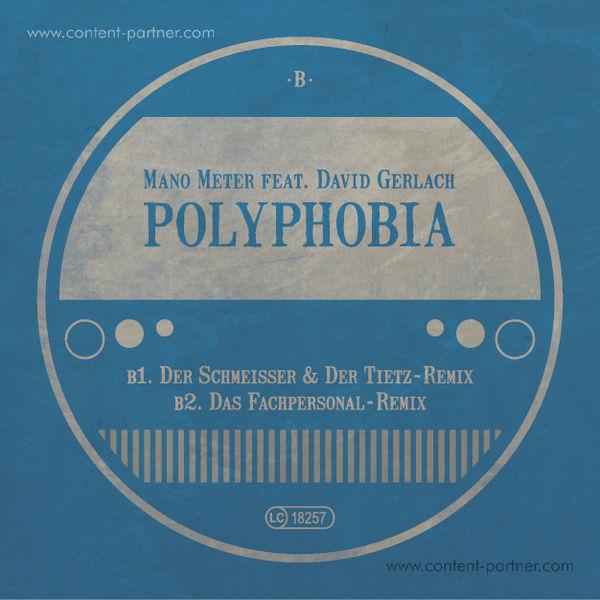 Mano Meter - Polyphobia (feat. David Gerlach) (Back)