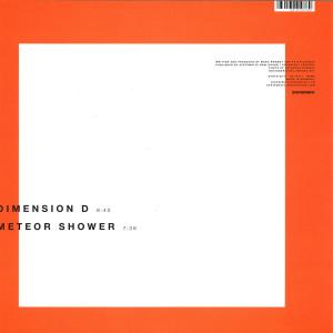 Marc Romboy & Petar Dundov - Dimension D EP (Back)