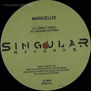 Marcelus - Direct Drive Ep