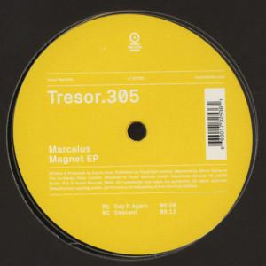 Marcelus - Magnet EP (Back)
