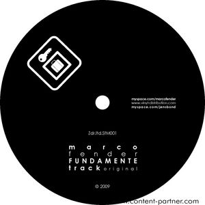 Marco Fender & Jens Bond - Fundamente EP (repress)