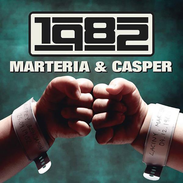 Marteria & Casper - 1982 (Ltd. Edition Deluxe Box)