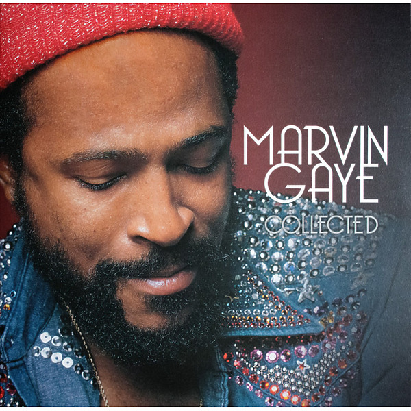 Marvin Gaye - Collected (180g Trans. Red &l Blue Vinyl 2LP)
