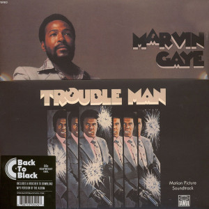 Marvin Gaye - Trouble Man (Back To Black LP)