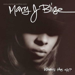 Mary J. Blige - What's The 411? (25th Anniv. 2LP)