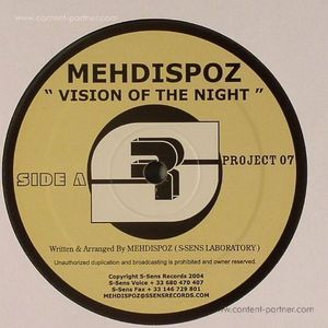 Mehdispoz & Mazi / Joshua Collins - Vision Of The Night