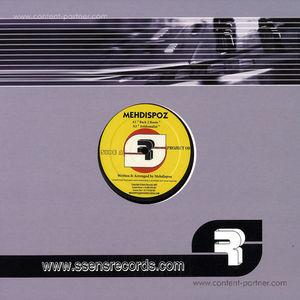 Mehdispoz - Back 2 Roots Ep