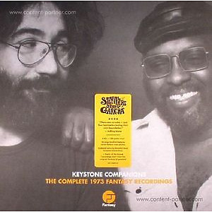 Merl Saunders / Jerry Garcia - The Complete 1973 Fantasy Recordings (6LP Box)