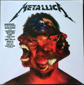 Metallica - Hardwired...To Self-Destruct (Ltd. 3LP Deluxe Box)
