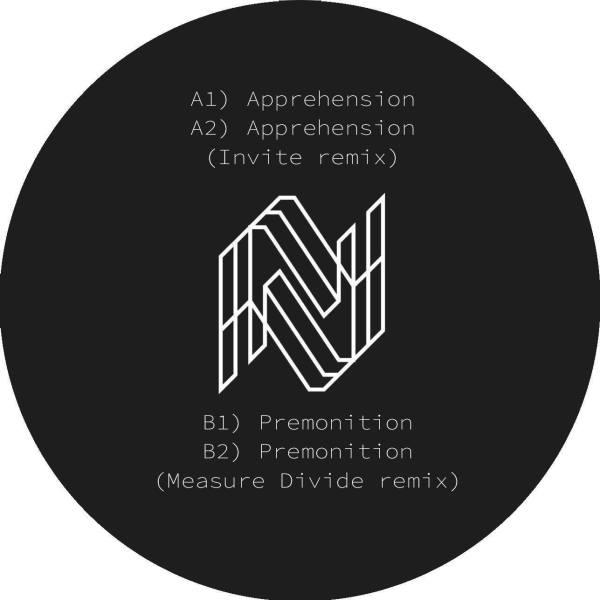 Mickael - Premonition (Remixes by Invite & Measure Divide) (Back)