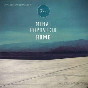 Mihai Popoviciu - Home (Deluxe Version, 2LP + CD)