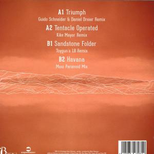 Mihai Popoviciu - Home Remixes Pt. 4 (Back)