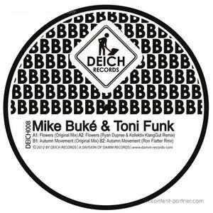 Mike Buké & Toni Funk - Flowers
