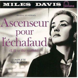 Miles Davis - Ascenseur Pour L'Echafaud (Ltd. 3x10