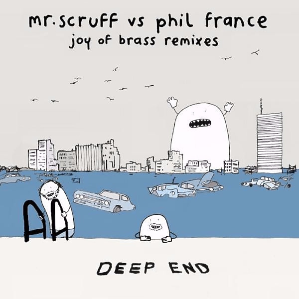 Mr. Scruff vs. Phil France - Joy of Brass Remixes