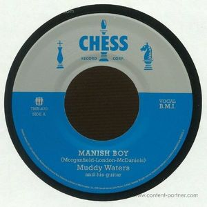 Muddy Waters - Manish Boy/Young Fashioned Ways