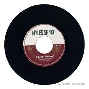 Myles Sanko - Forget Me Not / Promises (Rob Hardt & Smoove Rmxs)