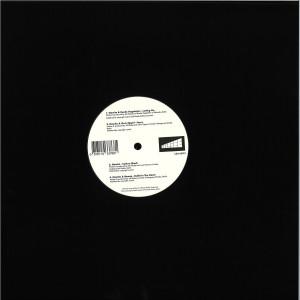Namito, Ruede Hagelstein, Chris Zippel, Manaa - Letting Go - Vinyl One (Back)